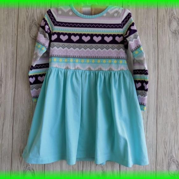 Gymboree Other - Gymboree Mix N Match Knit Dress Size 3T